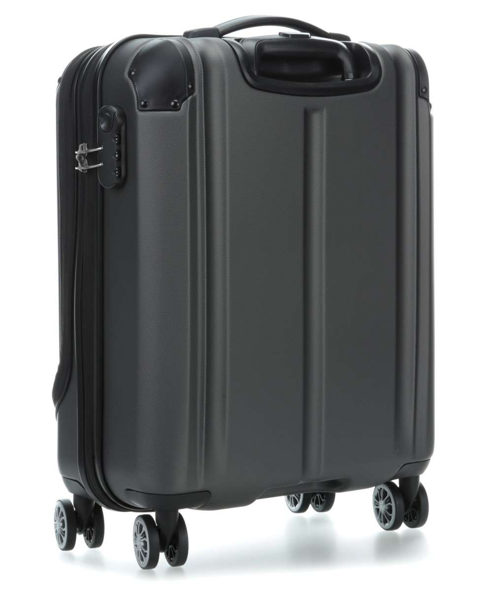 Travelite City 4-Rollen Trolley 17″ anthrazit-73046-04-01 Preview