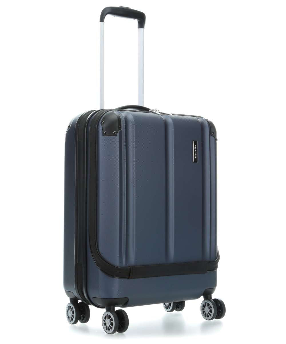Travelite City 4-Rollen Trolley 17″ navy-73046-20-01 Preview