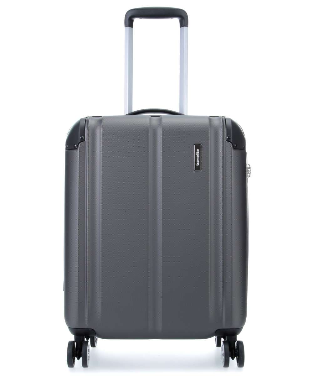 Travelite City 4-Rollen Trolley anthrazit 55 cm Preview