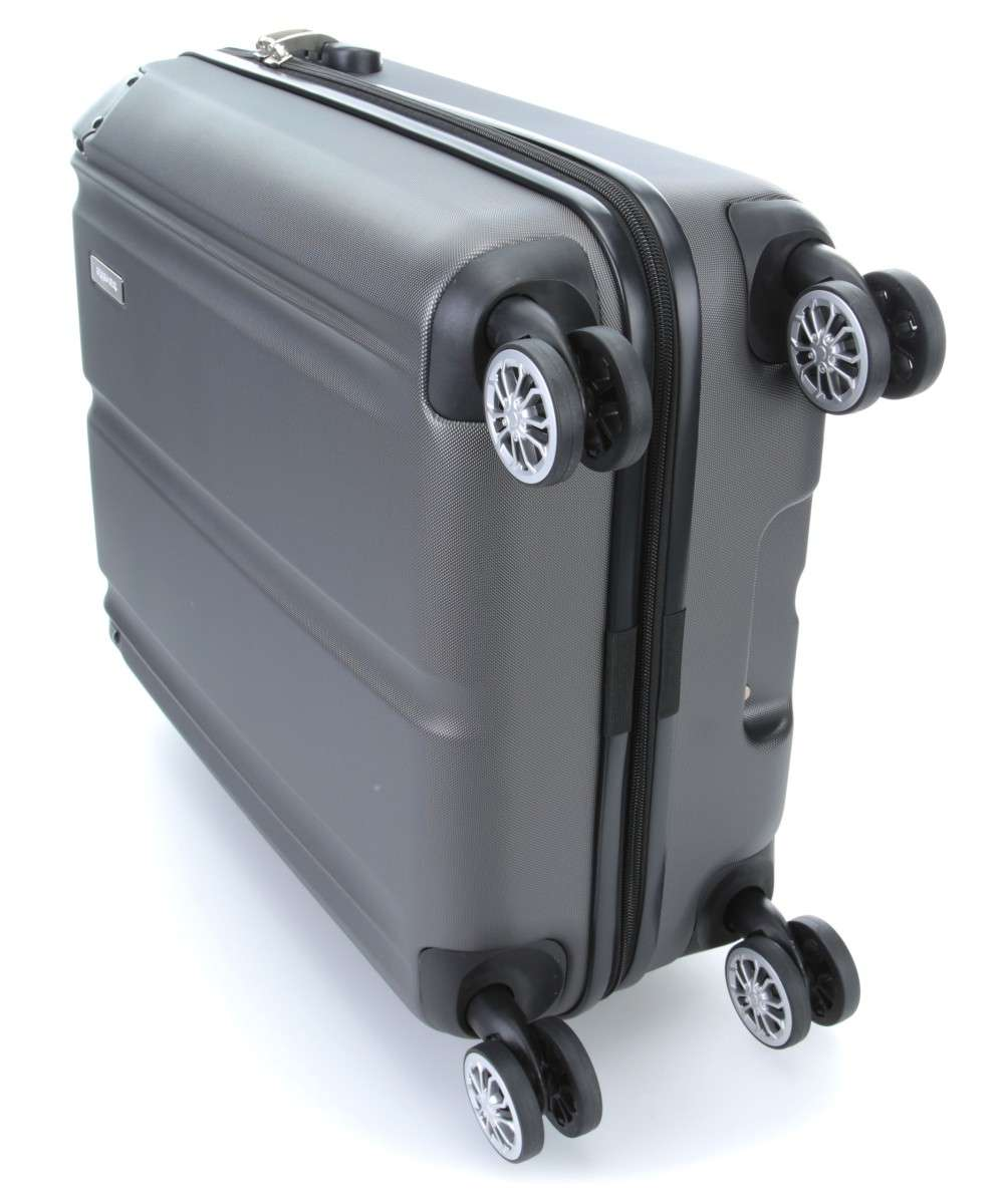 Travelite City 4-Rollen Trolley anthrazit 55 cm-73047-04-01 Preview