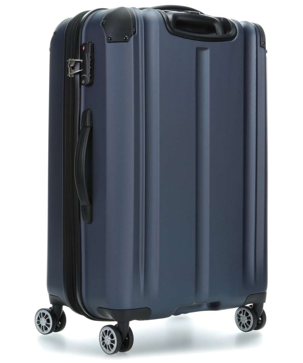 Travelite City 4-Rollen Trolley Set navy 3-tlg.-73040-20-01 Preview