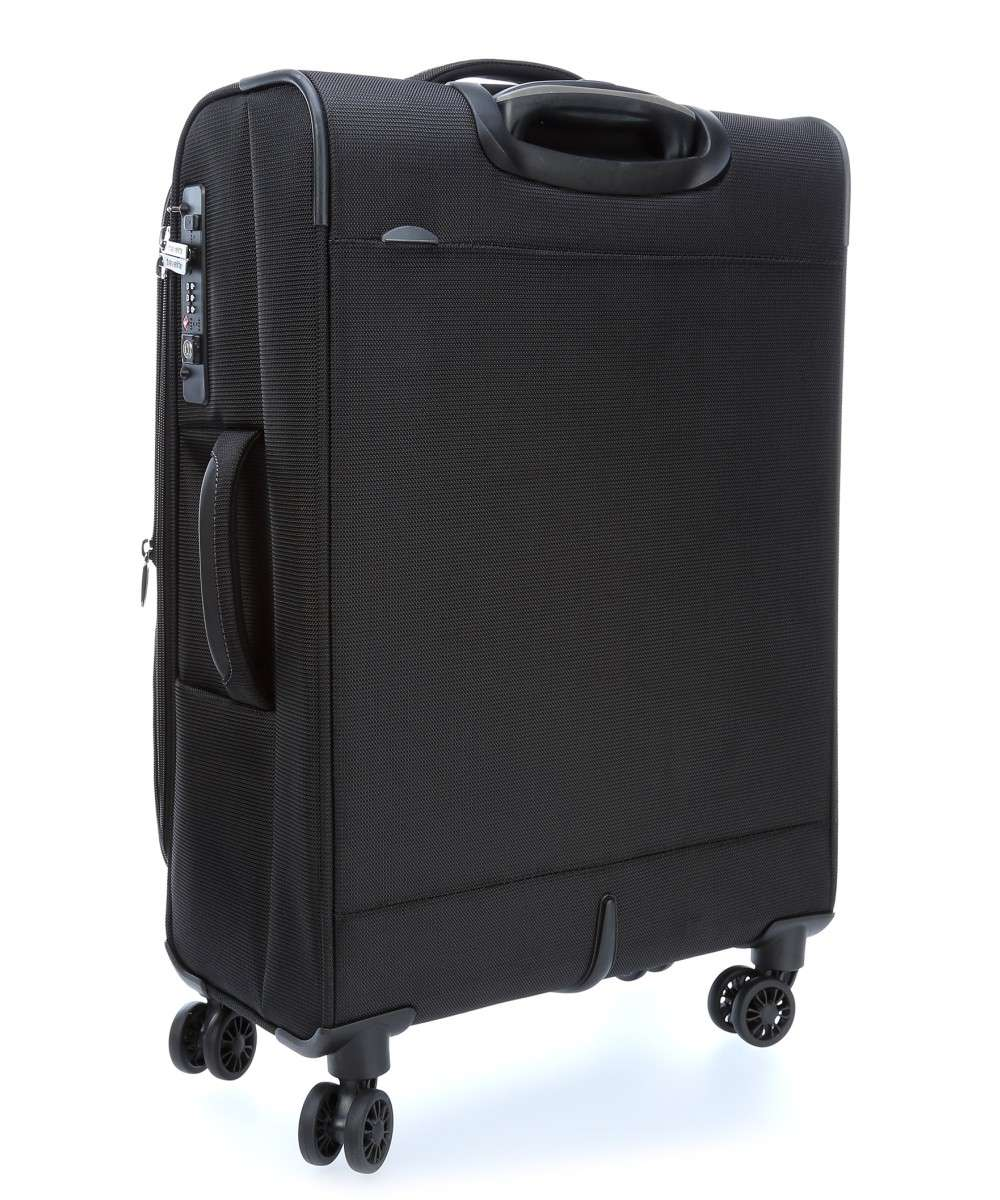 Travelite CrossLite 4-Rollen Trolley schwarz 67 cm-89548-01-00 Preview