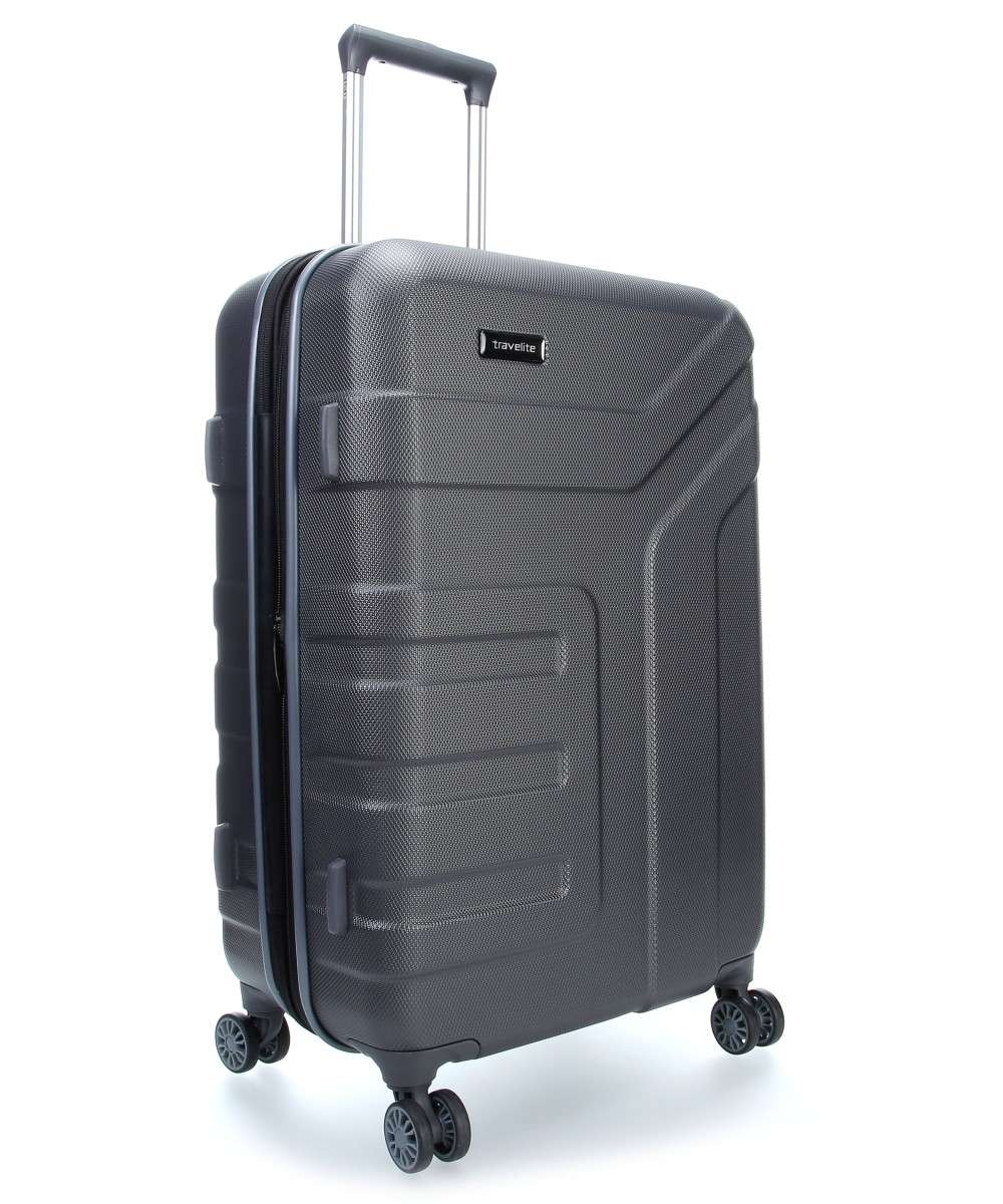 Travelite Vector 4-Rollen Trolley Set anthrazit 3-tlg.-72040-04-01 Preview
