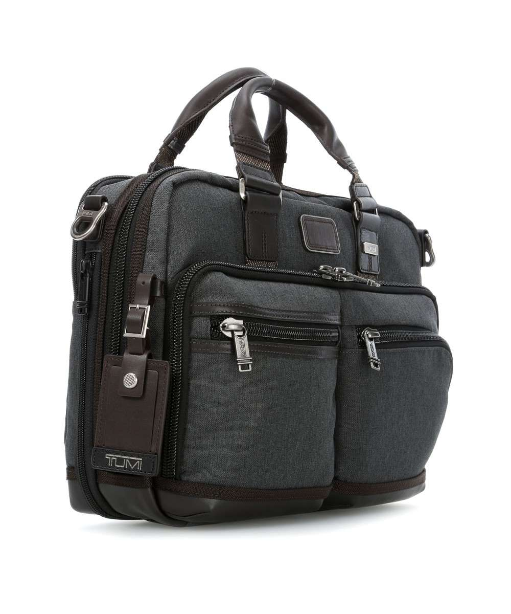 Tumi Alpha Bravo Andersen asiakirjasalkku 14″ harmaa-0222640AT2-01 Preview