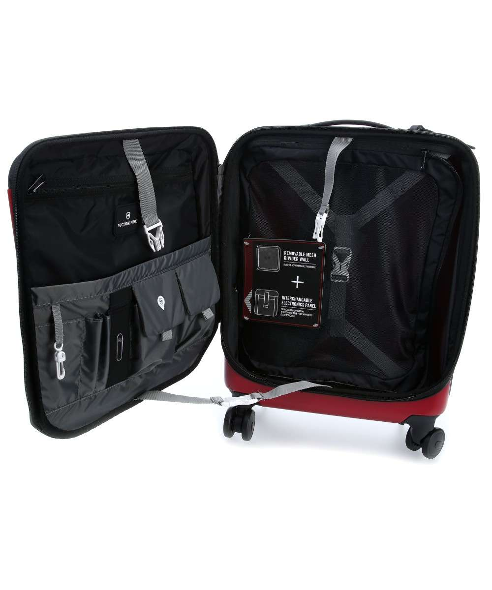 Victorinox Spectra 2.0 4-Rollen Trolley 15″ rot-601349-03-00 Preview