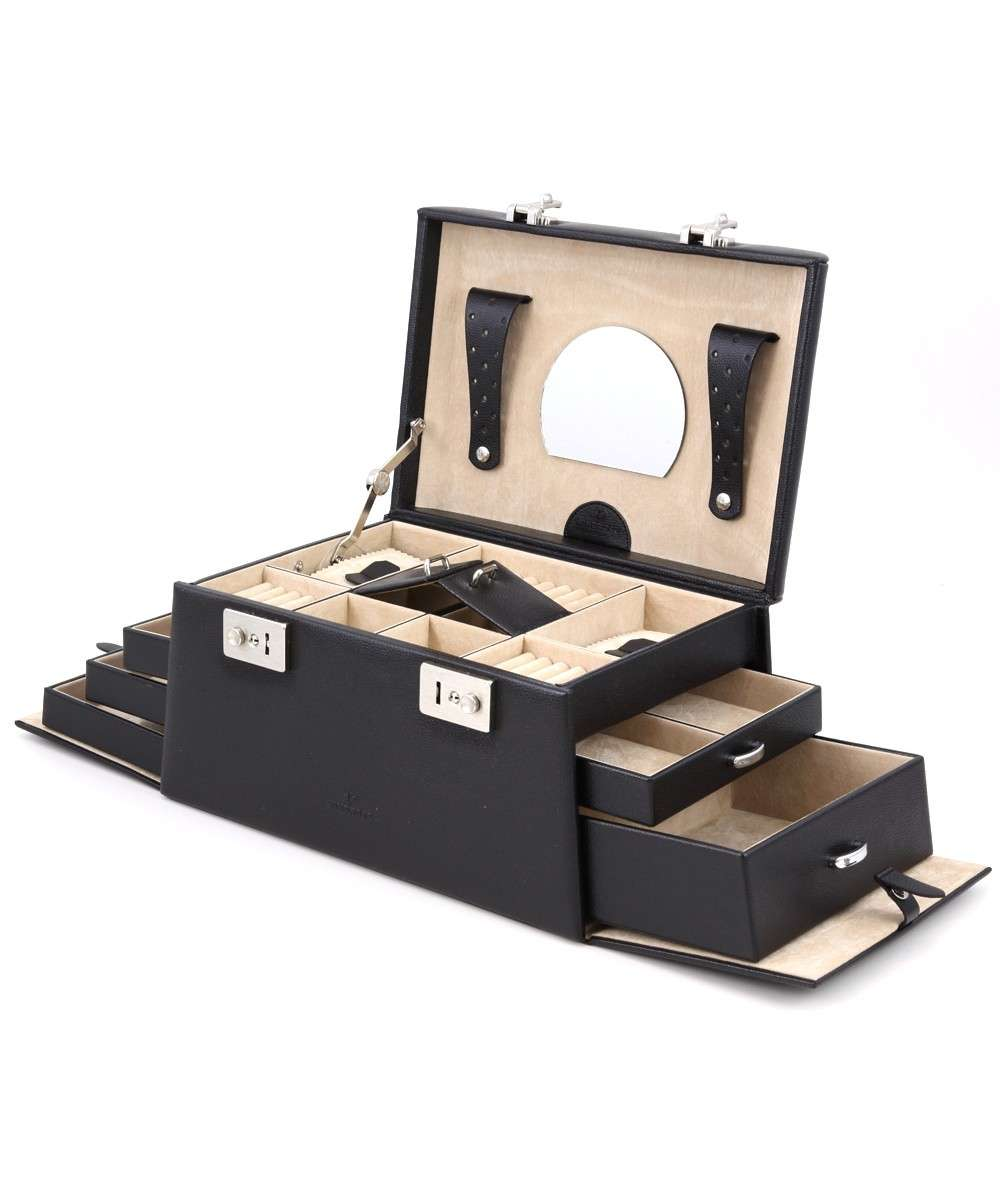 Windrose Beluga Jewelry box black-8038548-01 Preview