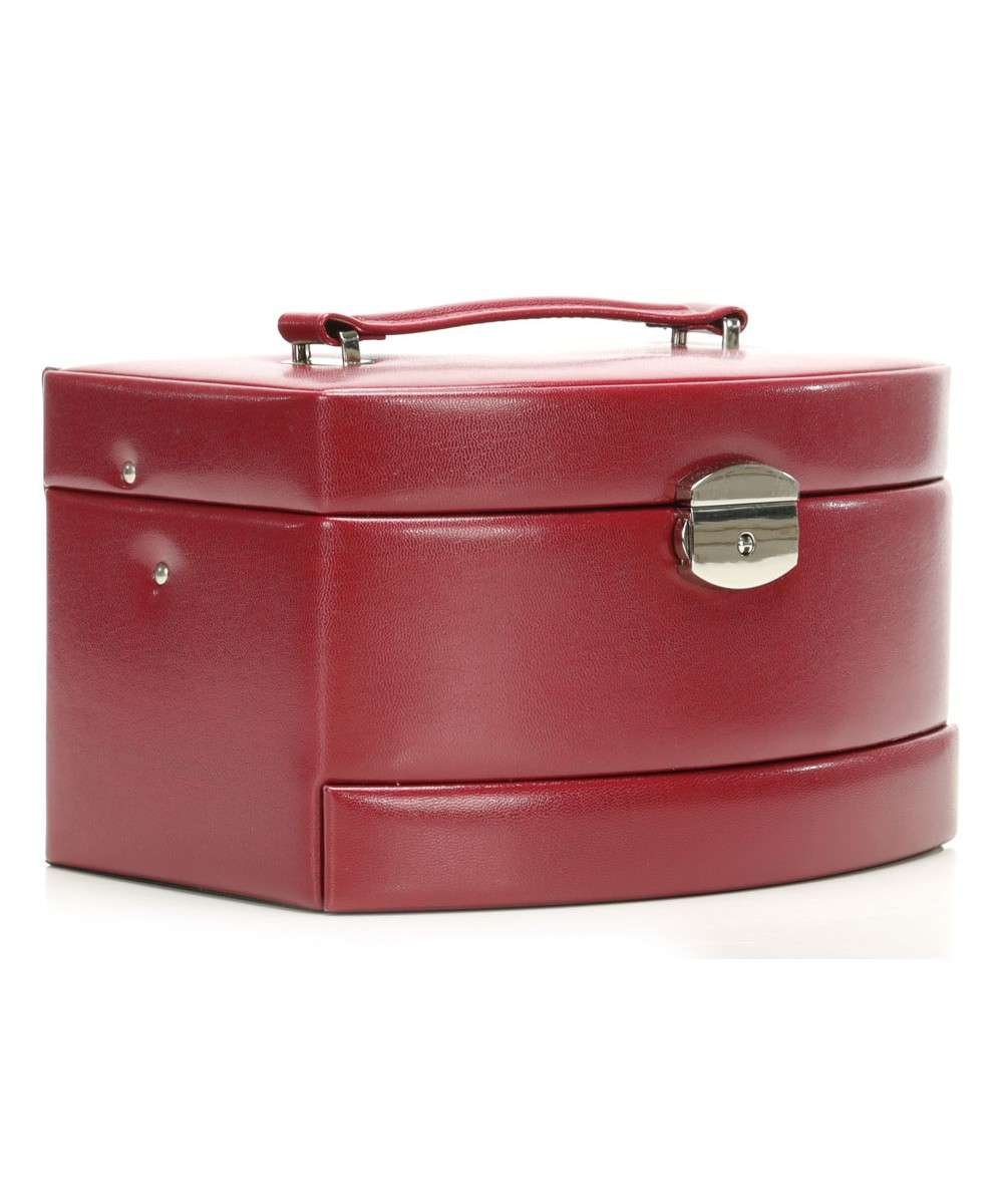 Windrose Merino 3 Etagen Jewelry box red-803692-0-01 Preview