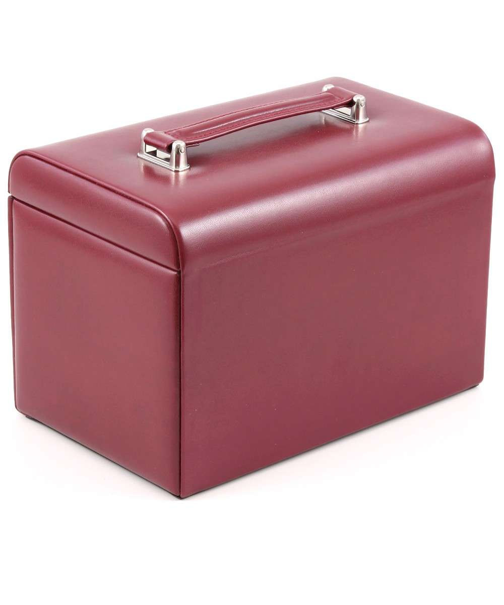 Windrose Merino 4 Etagen Jewelry box red-803671-0-01 Preview