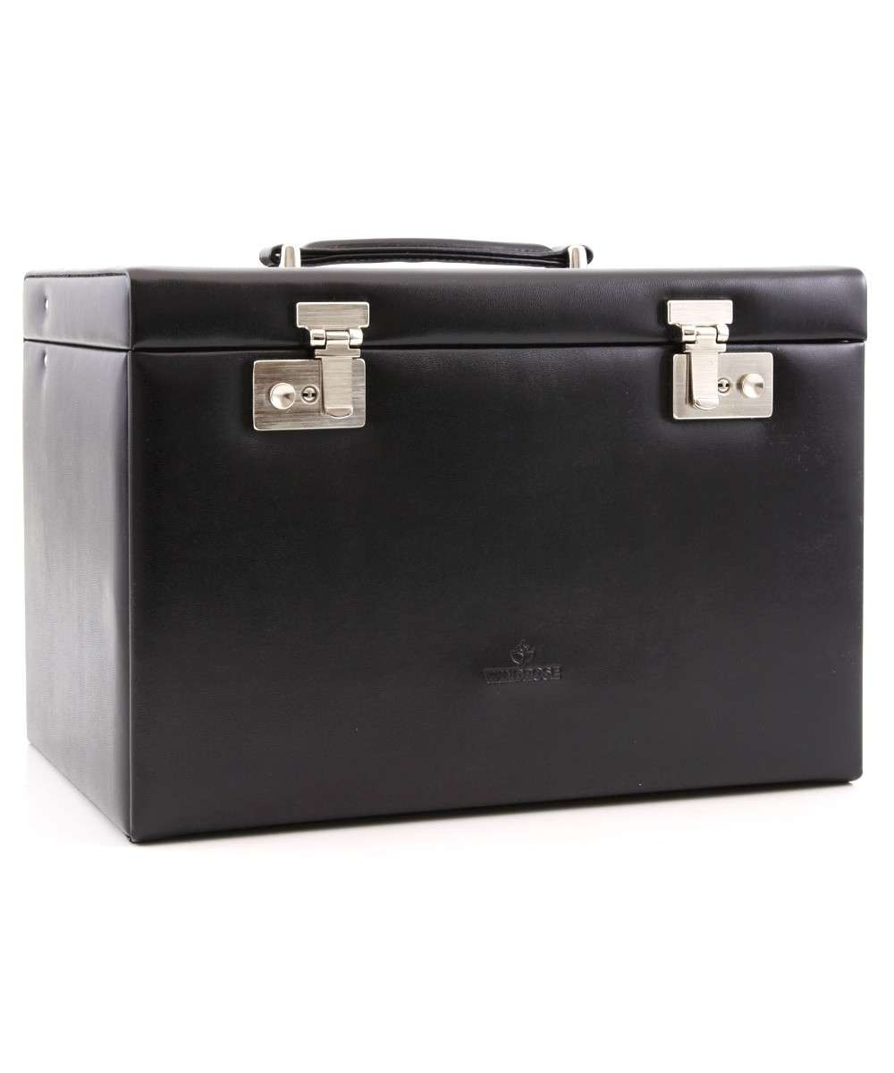 Windrose Merino 5 Etagen Jewelry box black-80366-88-01 Preview