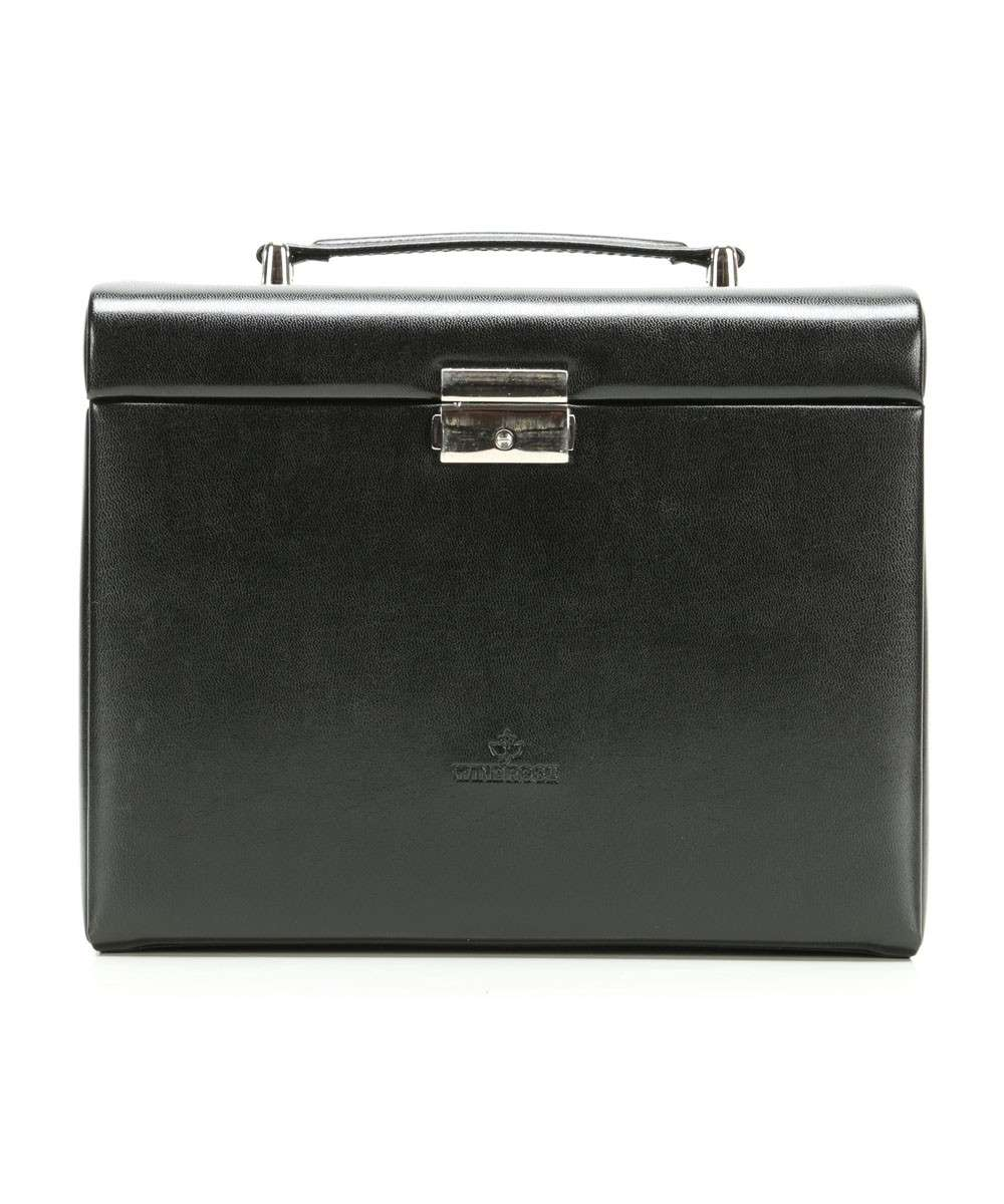 Windrose Merino 5 Etagen Jewelry box black Preview