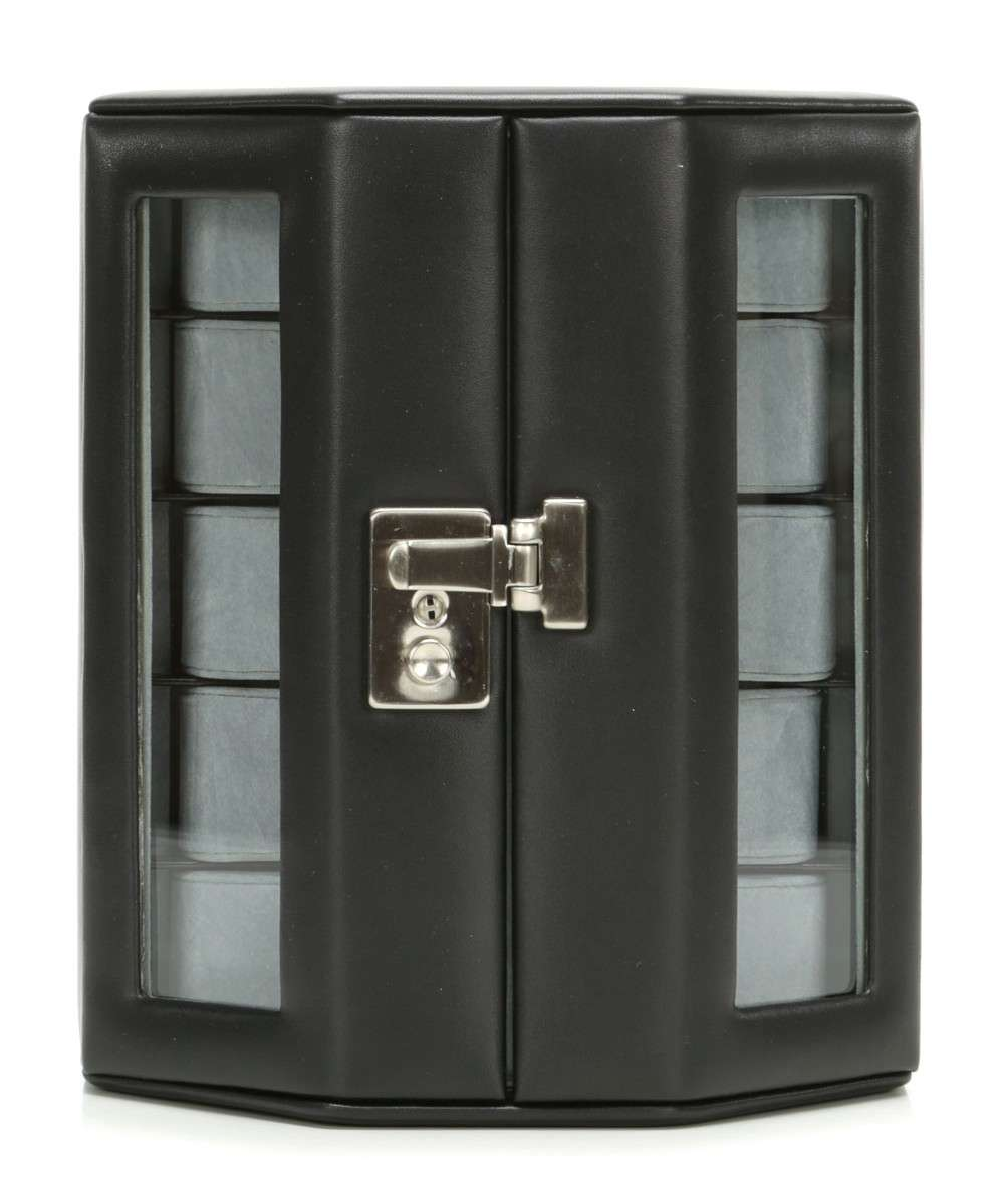 Windrose Nappa 10 Uhrenfächer Watch case black Preview