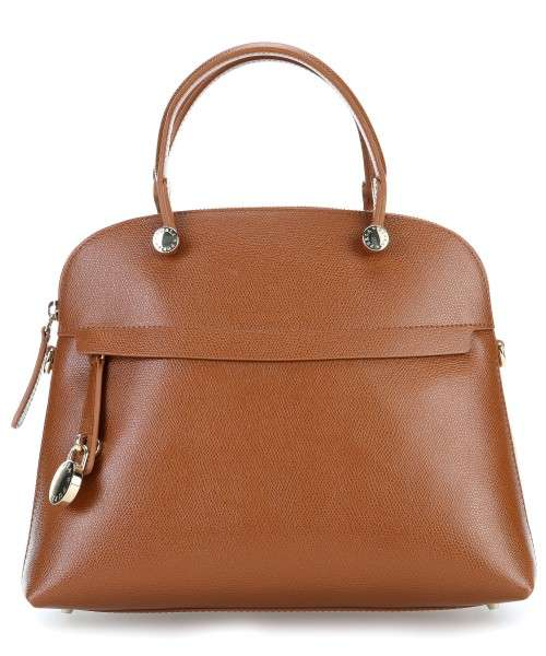 b03ee0e876 Furla Piper Handbag brown-BFK9-ARE-WR4-32 ...