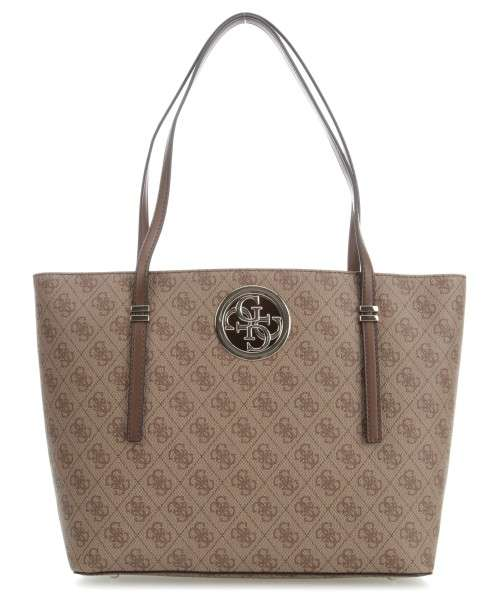Guess Open Road Tote bag synthetic brown HWSG7186230 BRO