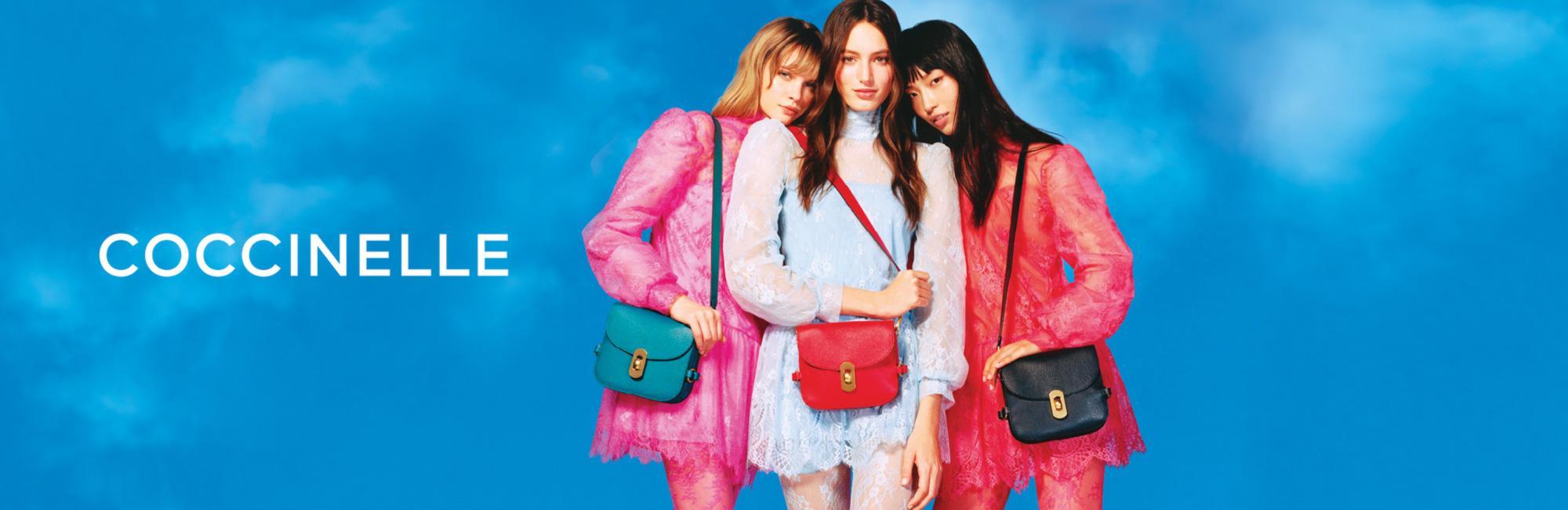 afad98d53eefdb Coccinelle Handbags and Purses | wardow.com