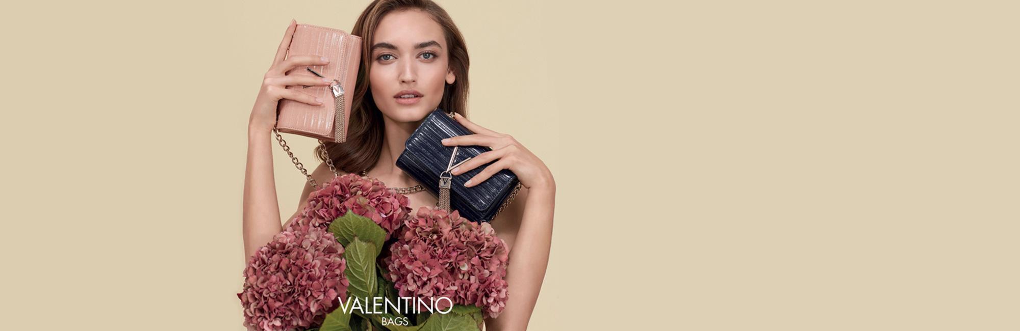 aaf0e011fe3a9 Buy Valentino by Mario Valentino handbags online | wardow.com