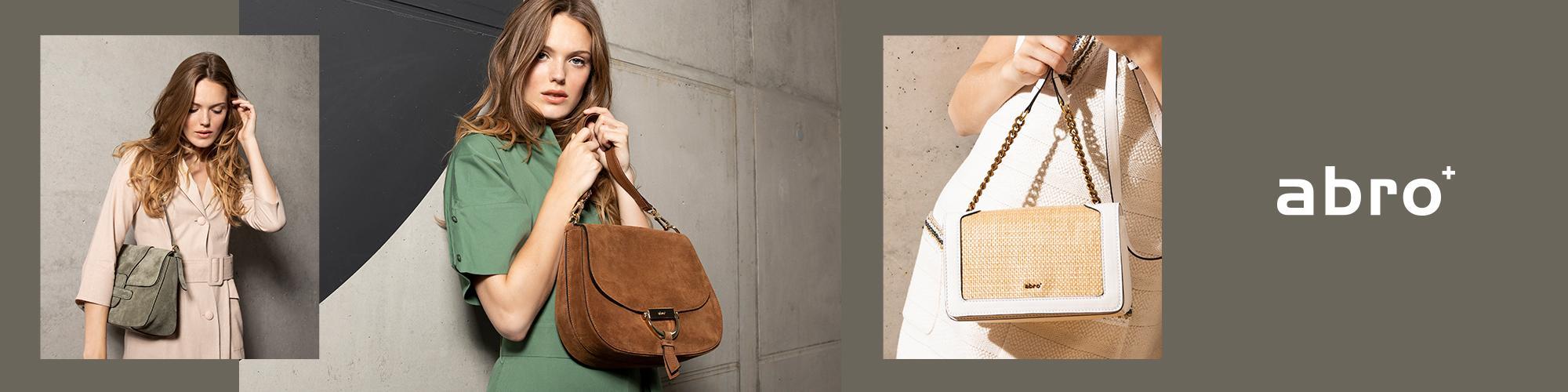 Abro väskor och plånböcker |