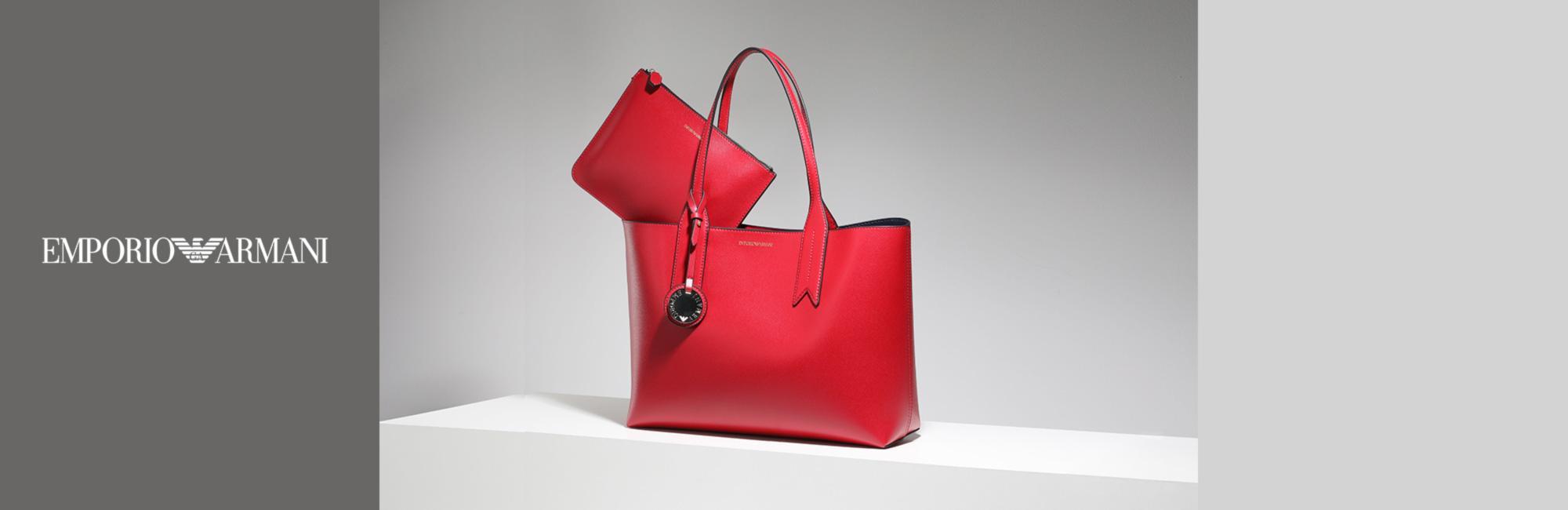 Emporio Armani borse, portafogli e accessori acquistare