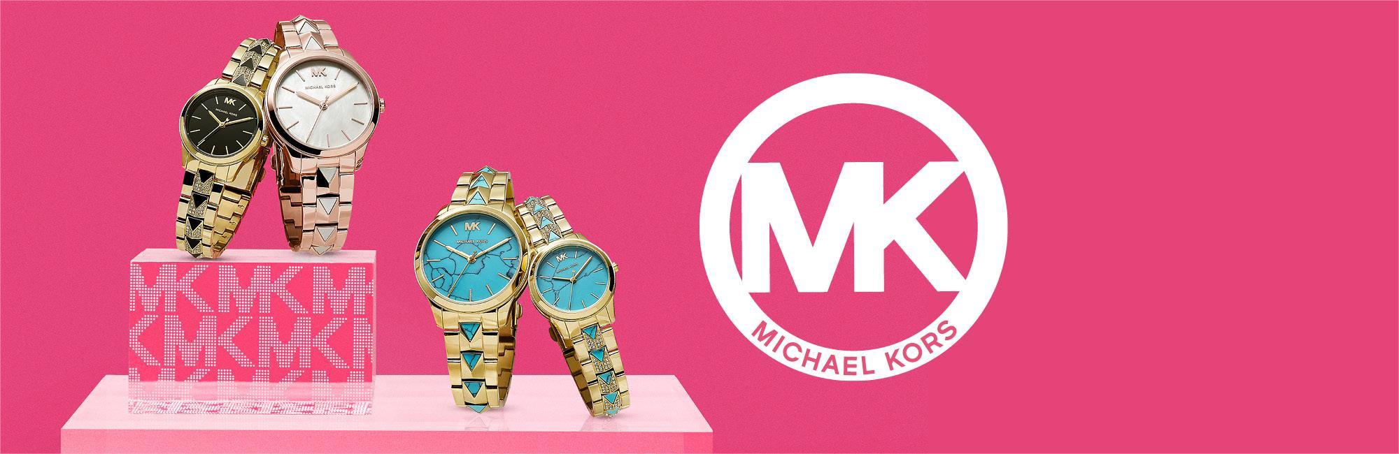 b515e1f169 Objednat hodinky a šperky Michael Kors online
