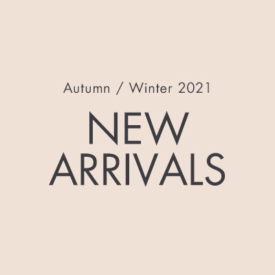 Discover the novelties of our designer brands in the shop