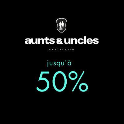 Black Deals Aunts & Uncles