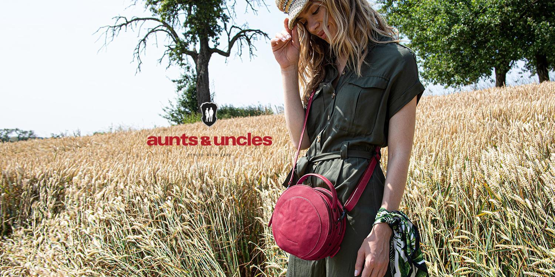 Aunts& Uncles Taschen