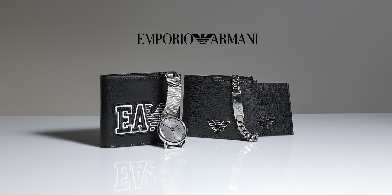 Emporio Armani bags & accessories