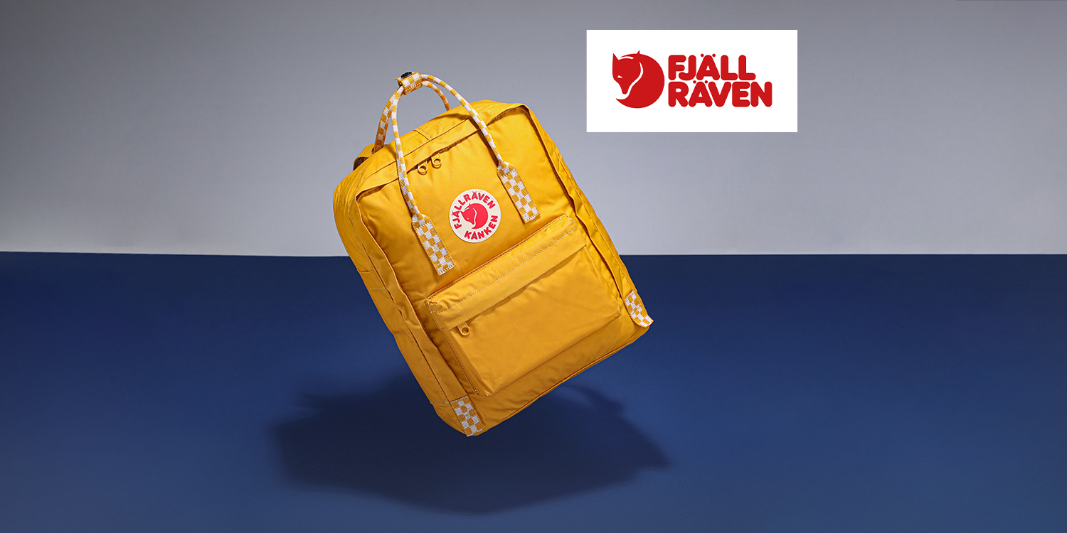 Fjallräven backpacks
