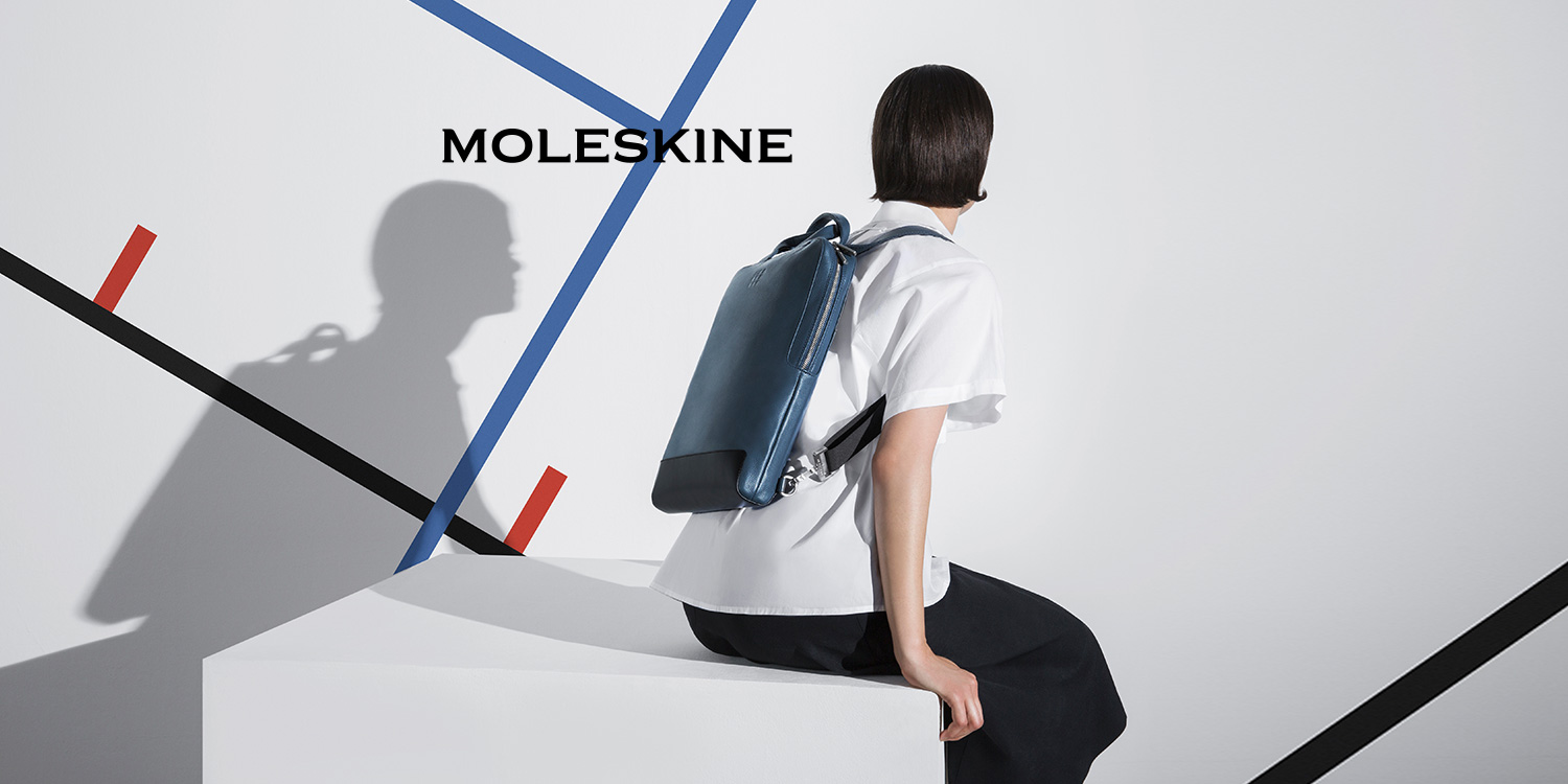 Moleskine Business backpacks