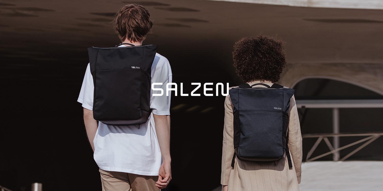 Salzen backpacks