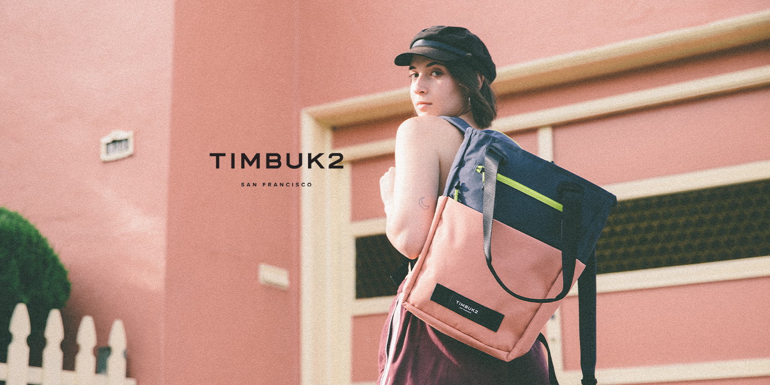 Timbuk2 backpacks