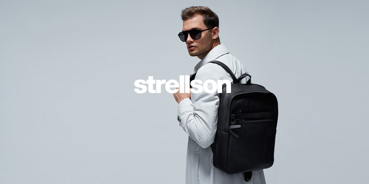 Strellson Business backpacks