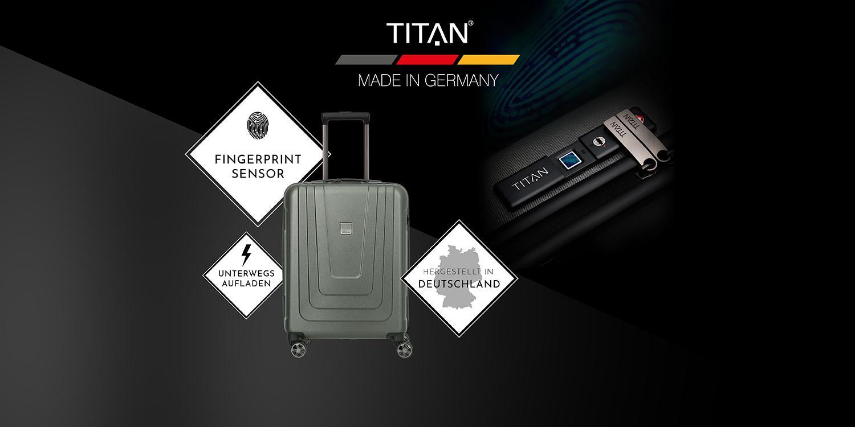 Titan Luggage