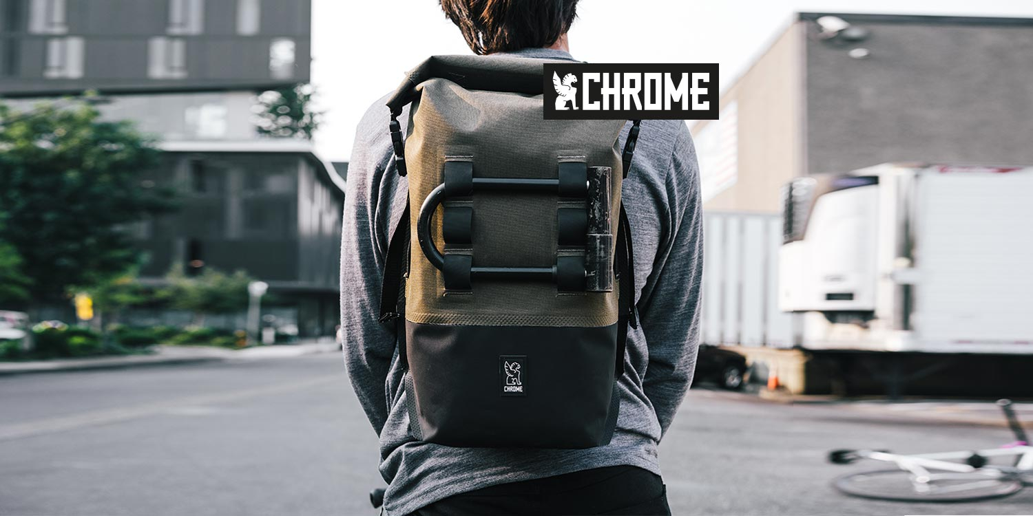 Chrome Backpacks