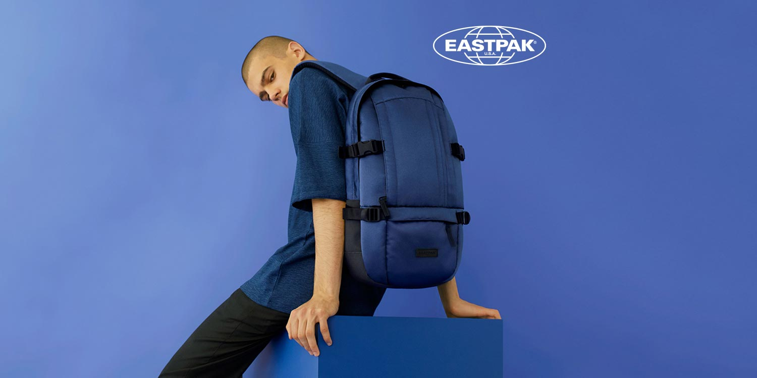 Eastpak backpacks