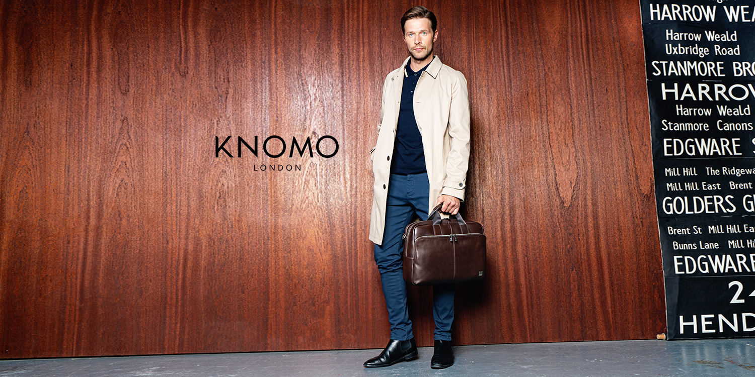 Knomo bags & backpacks