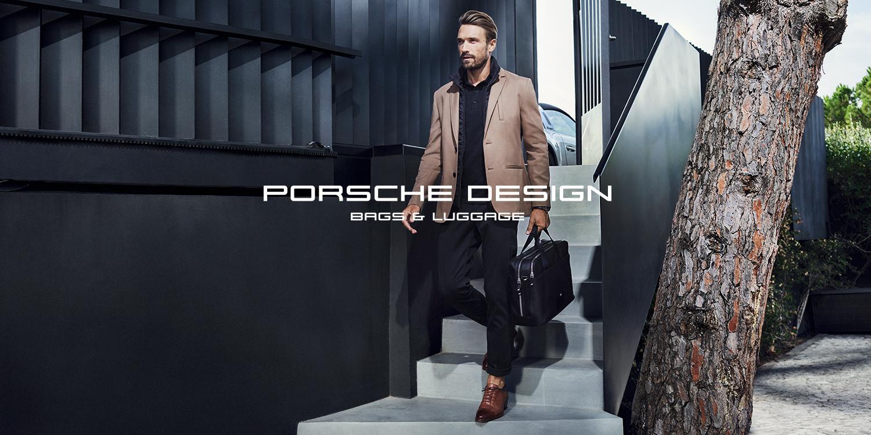 Porsche Design bags