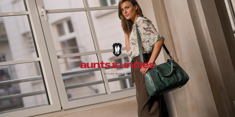 Aunts and Uncles handbags