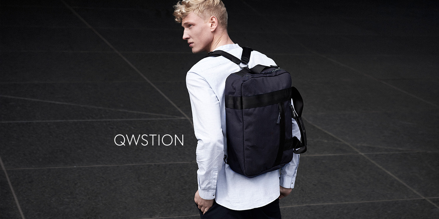 Qwstion Backpacks