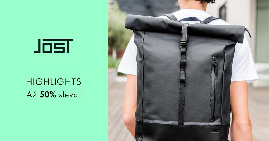 Jost backpacks