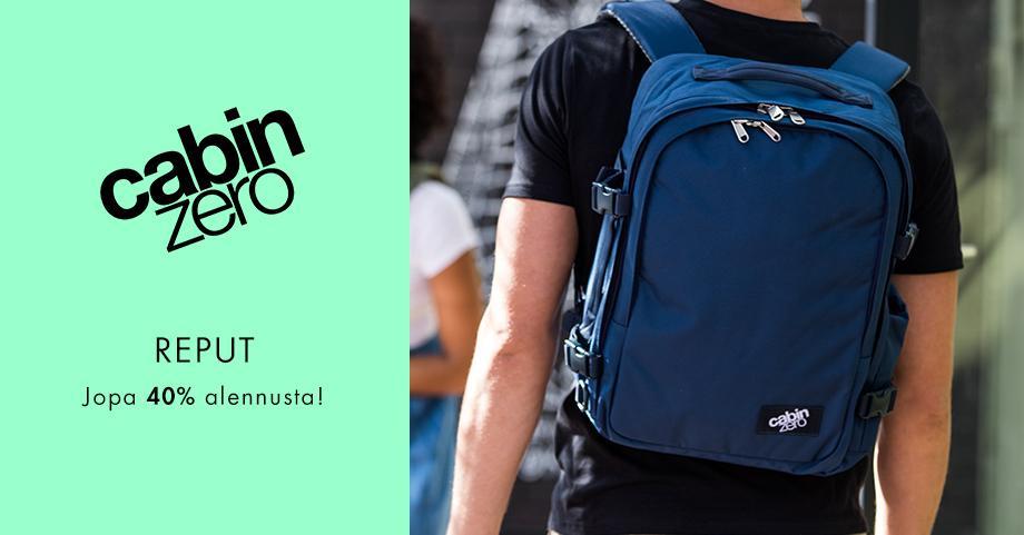 Cabin Zero backpack & luggage