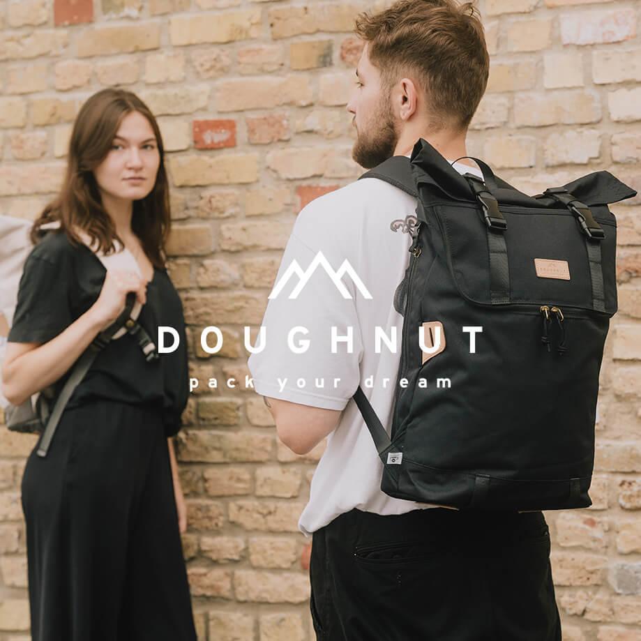 Doughnut backpacks