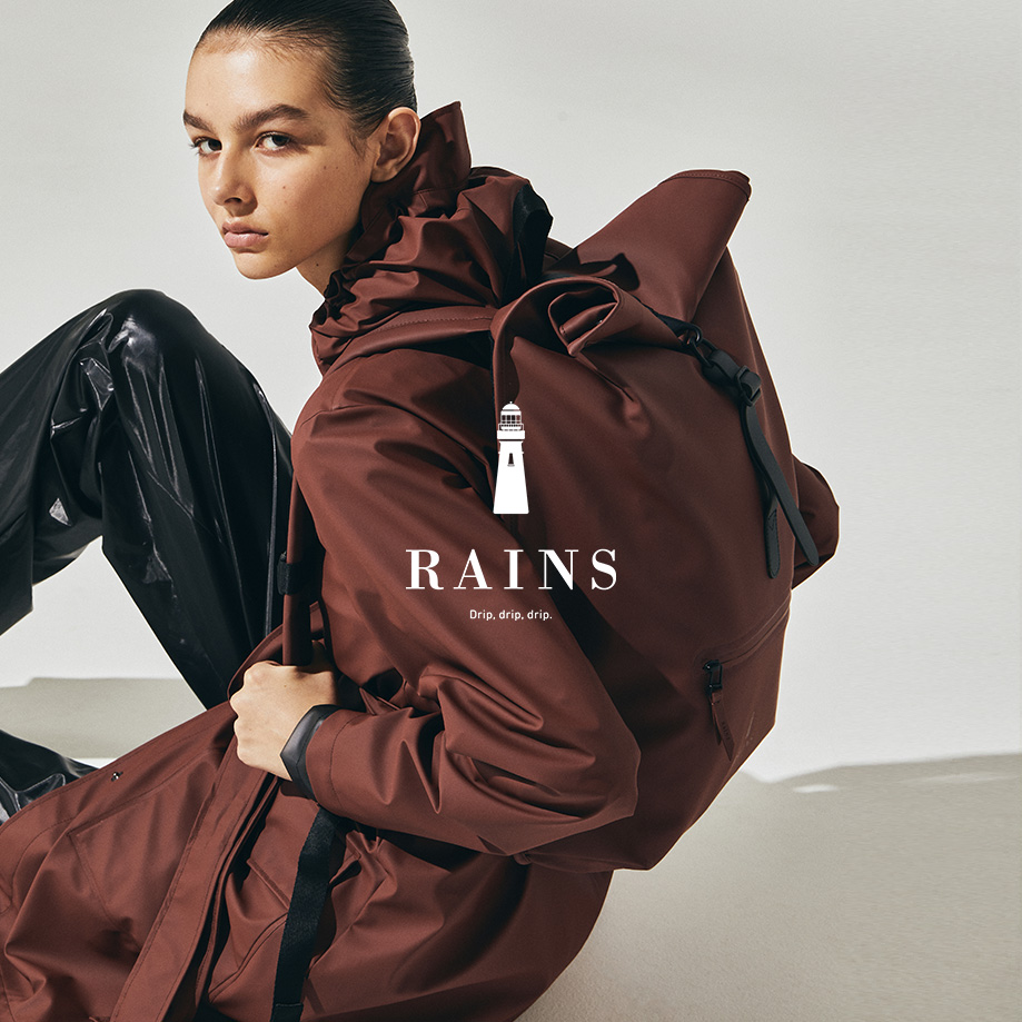 Rains Backpacks
