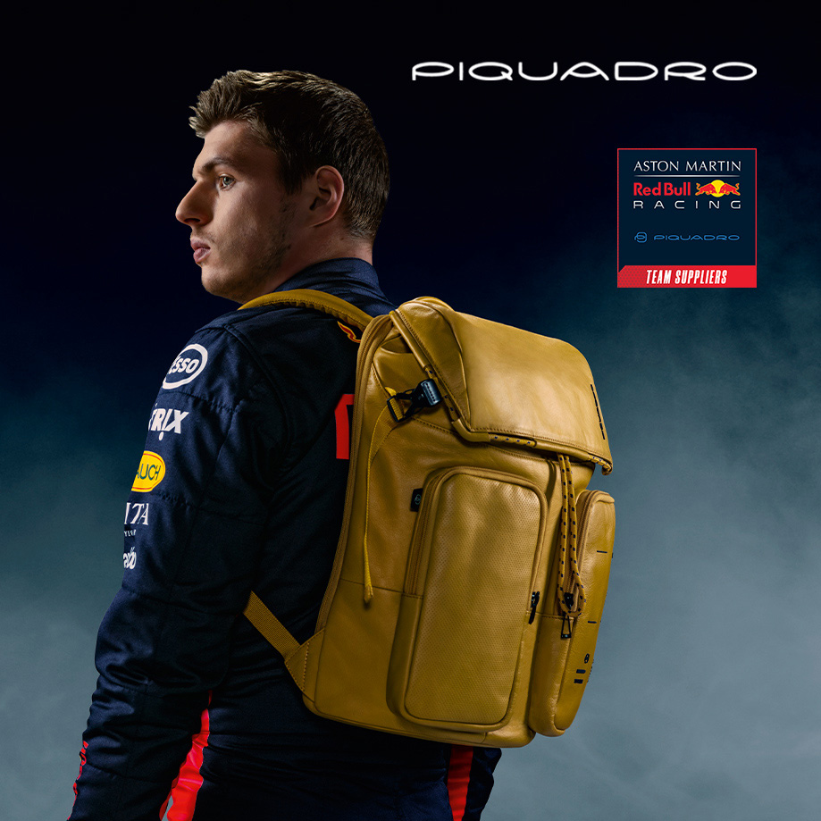 Piquadro Business Backpacks