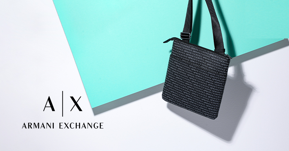 Armani Exchange bags