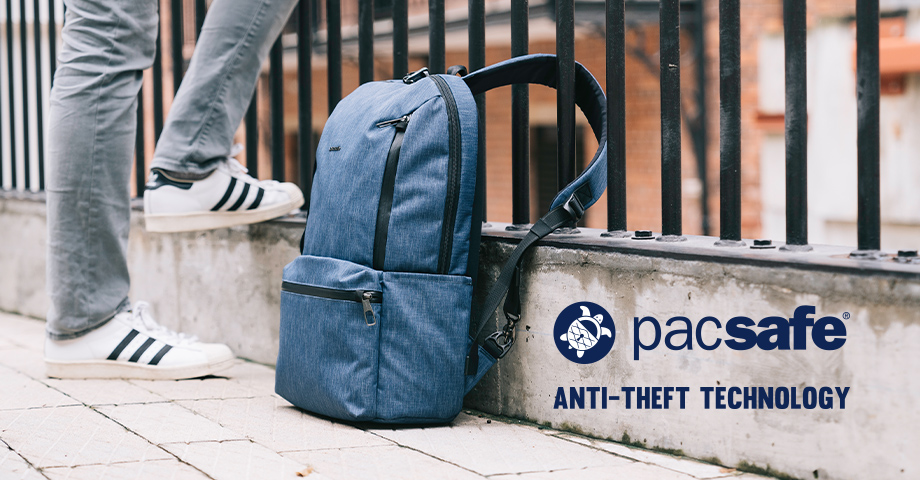 Pacsafe Backpacks