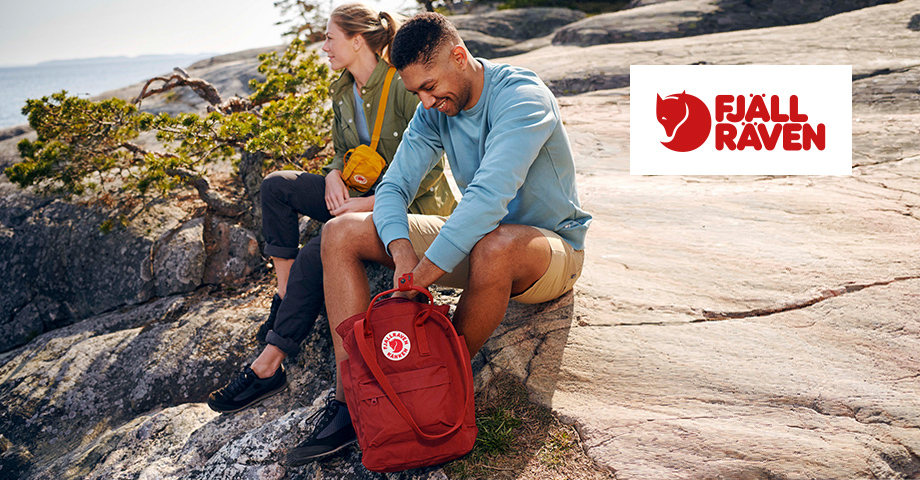 Fjällräven backpacks