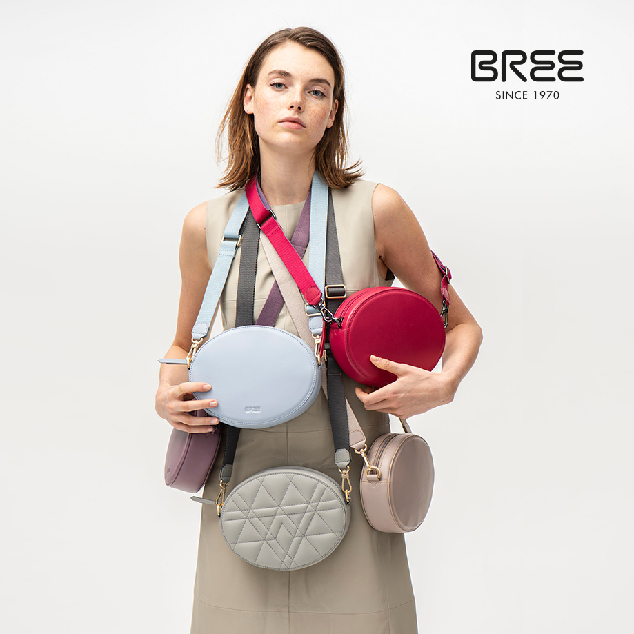 Bree handbags and accessories