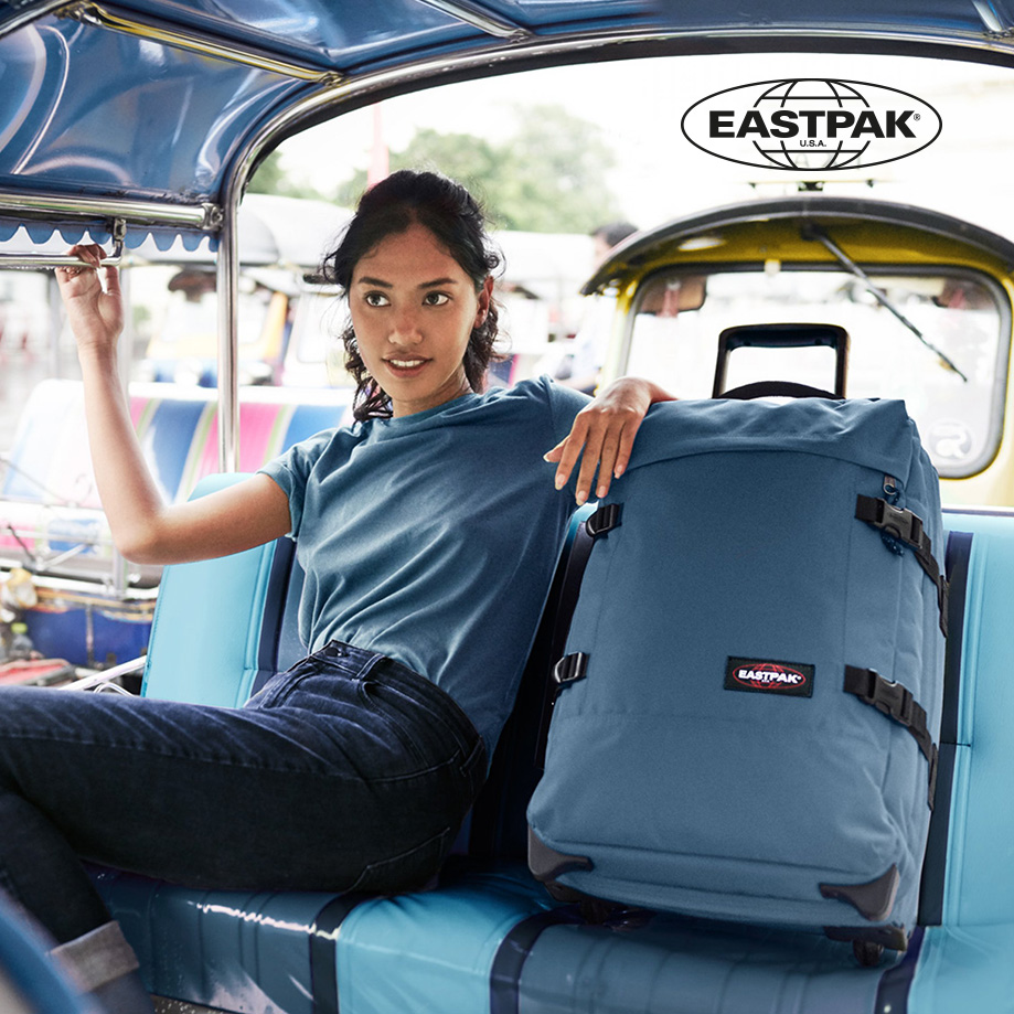 Eastpak Luggage and Backpacks