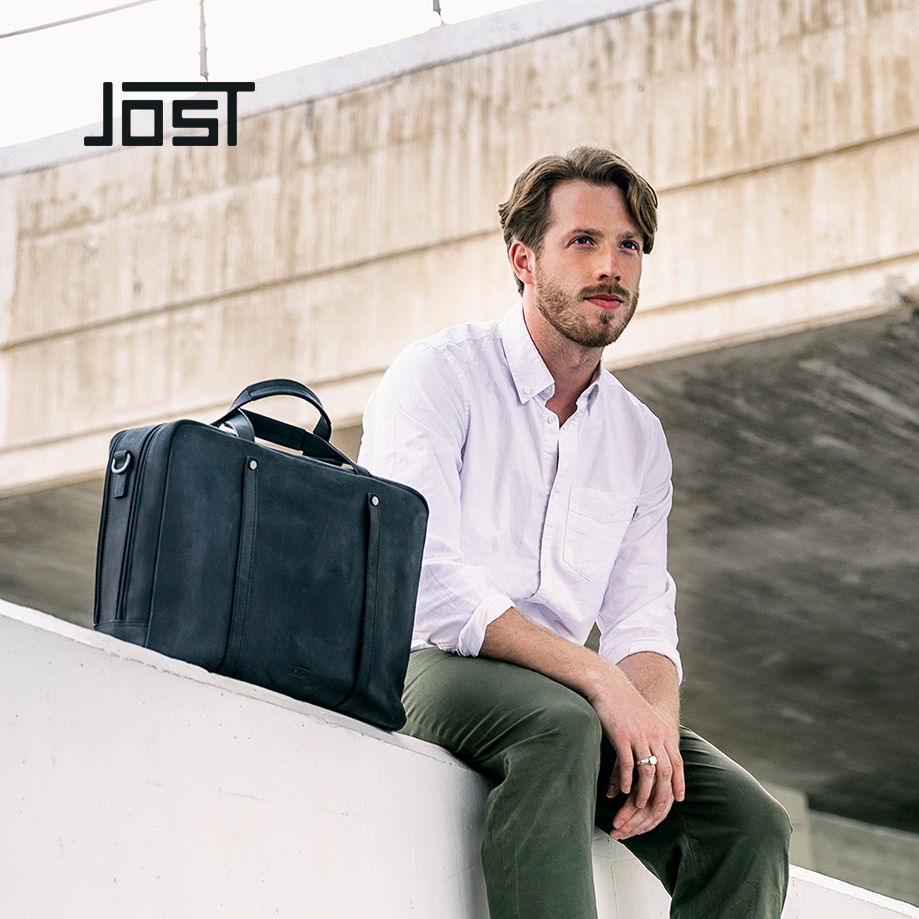 Business Bags and Backpacks by Jost
