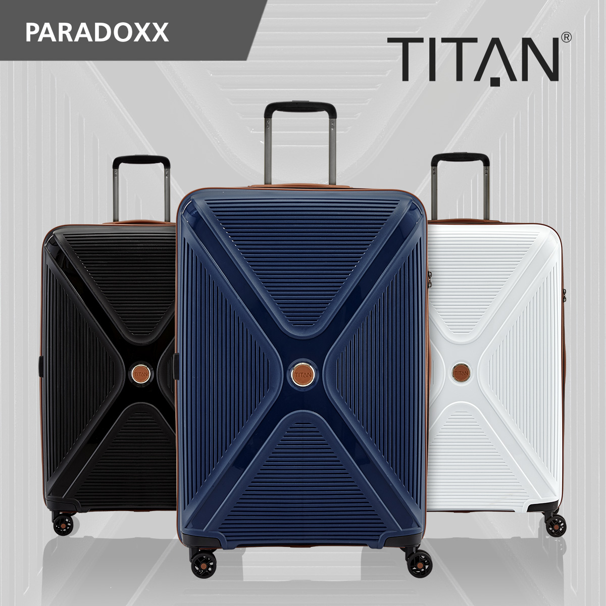 Titan Luggage